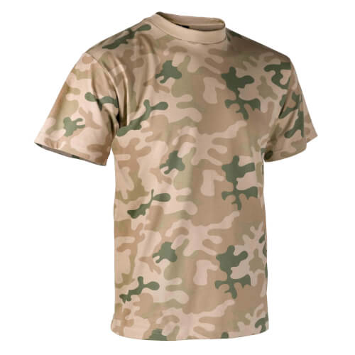 Helikon-Tex T-Shirt - Cotton PL Desert
