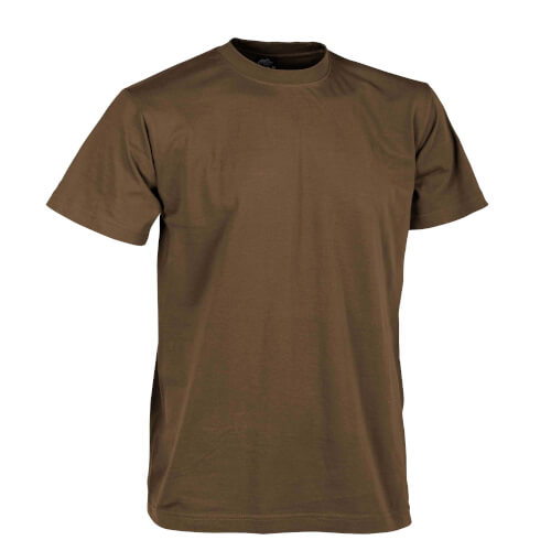 Helikon-Tex T-Shirt - Cotton mud brown