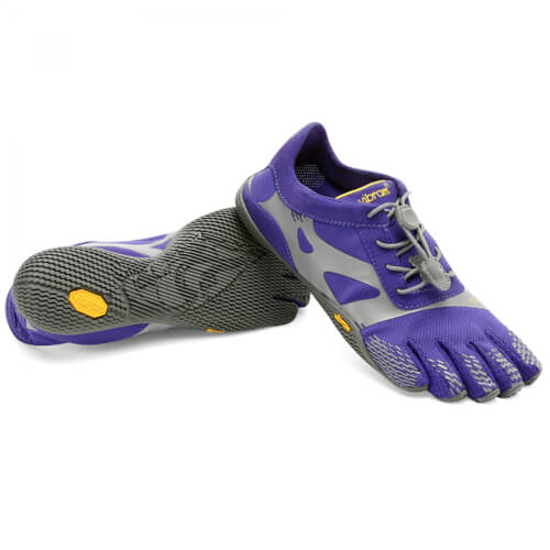 VIBRAM Fivefingers KSO EVO Purple/Grey
