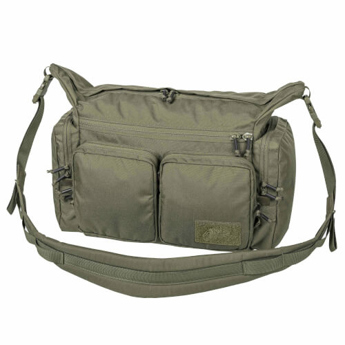 Helikon-Tex WOMBAT Mk2 Shoulder Bag - Cordura olive green