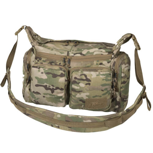 Helikon-Tex WOMBAT Mk2 Shoulder Bag - Cordura multicam