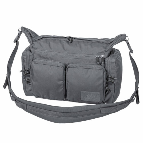 Helikon-Tex WOMBAT Mk2 Shoulder Bag - Cordura shadow grey