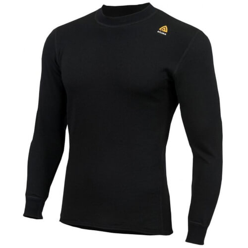Aclima Hotwool Crew Neck black