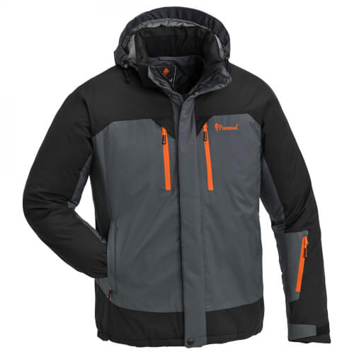 Pinewood Jacket Wildmark Warm Grey/Black