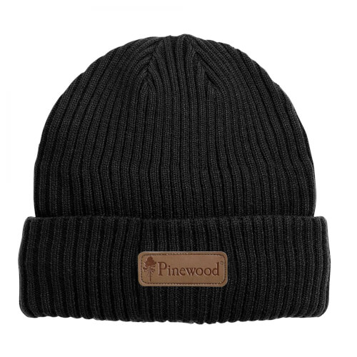 Pinewood New Stöten Hat Beanie Schwarz