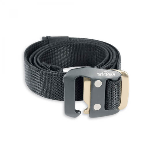 Tatonka Stretch Belt 25mm Schwarz
