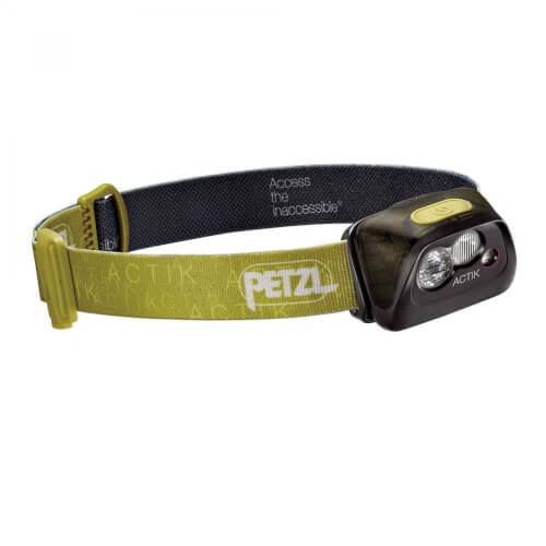 Petzl Stirnlampe ACTIK grün