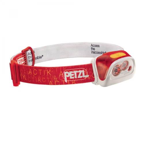 Petzl Stirnlampe ACTIK CORE rot