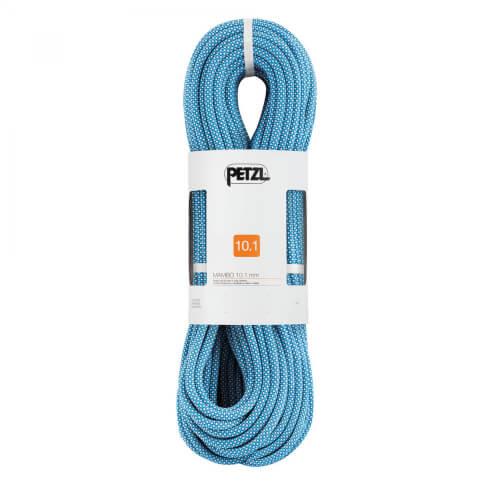 Petzl Mambo Wall 10.1mm x 40M Seil blau