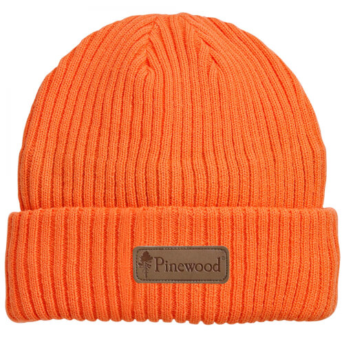 Pinewood New Stöten Hat Beanie orange