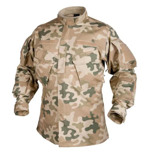 Helikon-Tex CPU Shirt - Cotton Ripstop pl desert