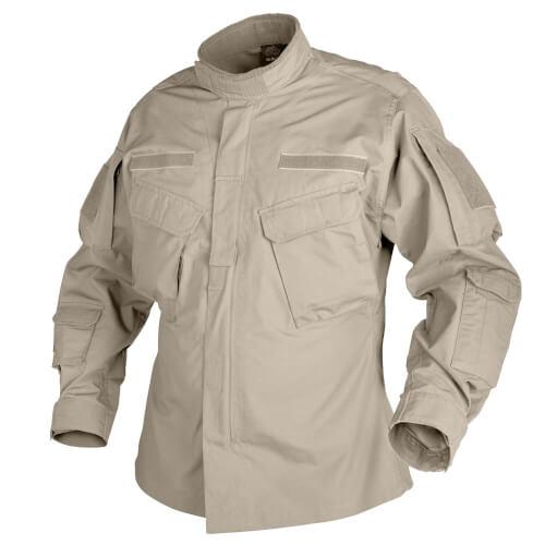 Helikon-Tex CPU Shirt - Cotton Ripstop khaki