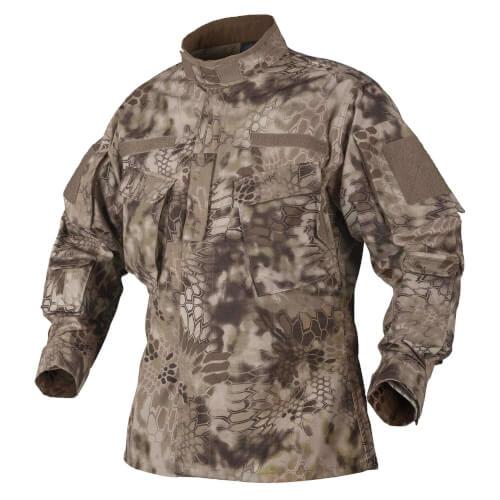 Helikon-Tex CPU Shirt - NyCo Ripstop - Kryptek Highlander