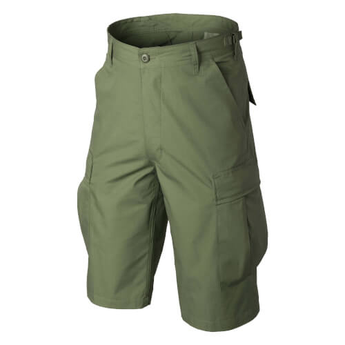 Helikon-Tex BDU Shorts - Cotton Ripstop olive green