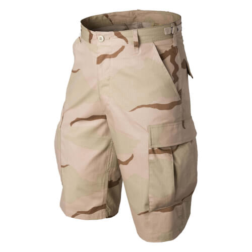 Helikon-Tex BDU Shorts - Cotton Ripstop US Desert