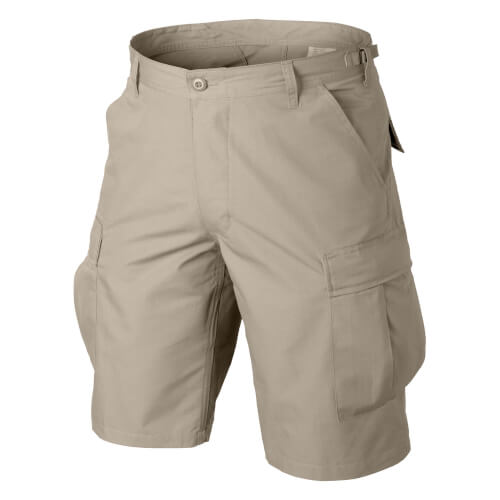 Helikon-Tex BDU Shorts - Cotton Ripstop khaki