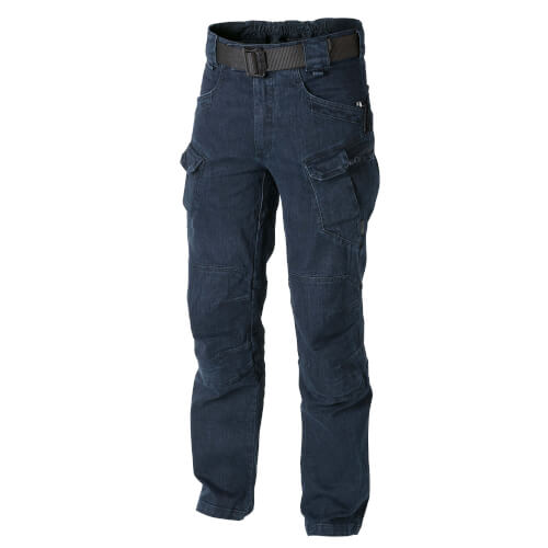 Helikon-Tex UTP (Urban Tactical Pants) Denim - Dark Blue
