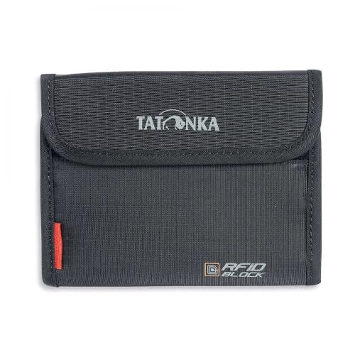 Tatonka Euro Wallet RFID B schwarz