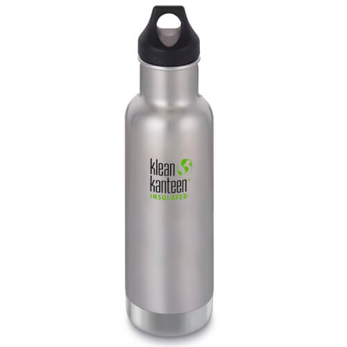 Klean Kanteen Classic Vacuum mit  Loop Cap BS