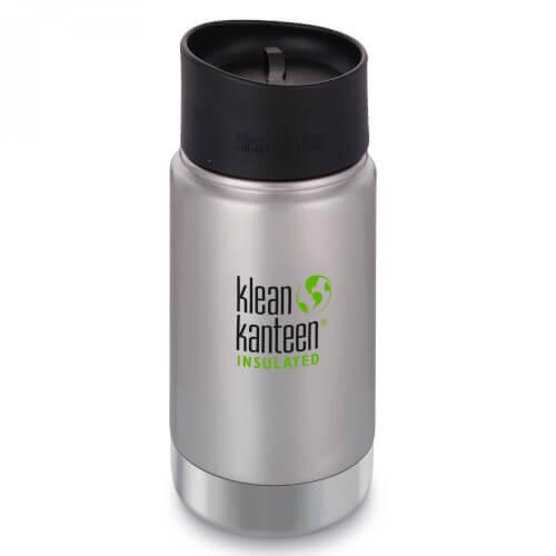 Klean Kanteen Wide Vacuum Insulated mit Café Cap 2.0 BS