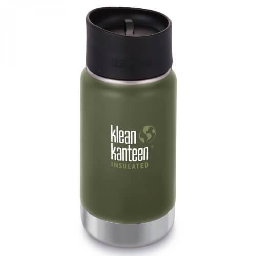 Klean Kanteen Wide Vacuum Insulated mit Café Cap 2.0 FP (matt)