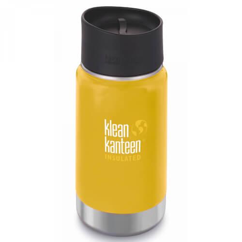 Klean Kanteen Wide Vacuum Insulated mit Café Cap 2.0 LC