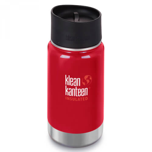Klean Kanteen Wide Vacuum Insulated mit Café Cap 2.0 MR