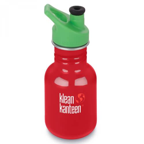 Klean Kanteen Kid Classic Einwandig mit Sport Cap 3.0 MR