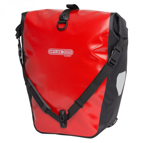 Ortlieb Back-Roller Classic, red-black
