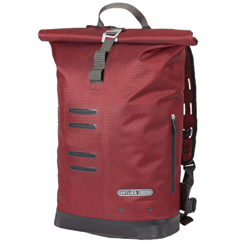 Ortlieb Commuter Daypack City dark chili