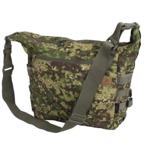 Helikon-Tex Bushcraft Satchel Bag - Cordura PenCott Greenzone