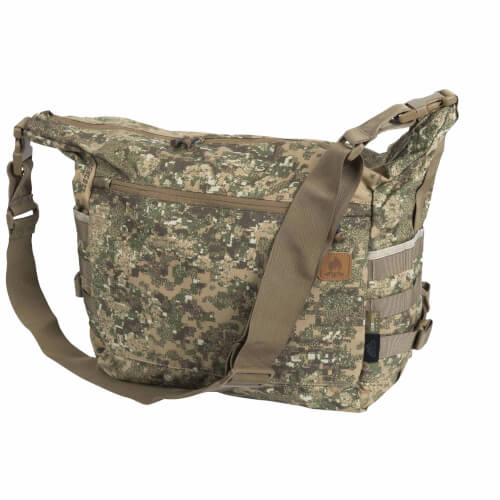Helikon-Tex Bushcraft Satchel Bag - Cordura PenCott Badlands