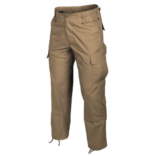 Helikon-Tex CPU Pants - PolyCotton Ripstop coyote