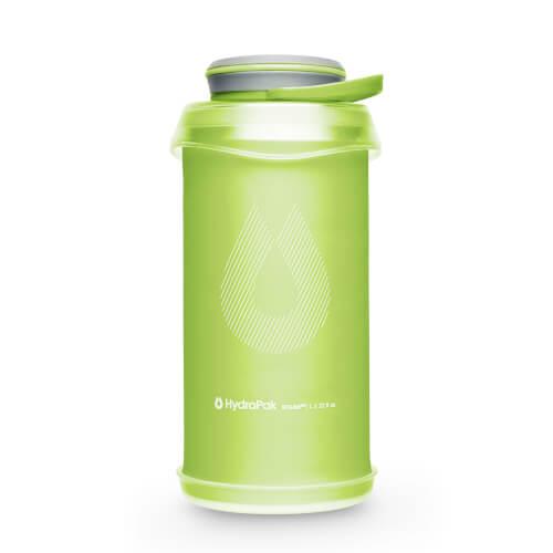 Hydrapak Stash Flexible Bottles Sequoia-Green
