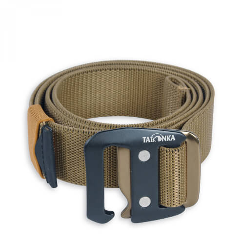 Tatonka Stretch Belt 32mm Coyote