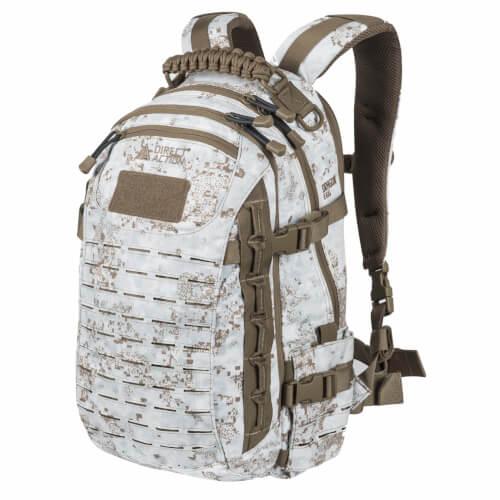 DIRECT ACTION DRAGON EGG MkII Backpack - PenCott SnowDrift