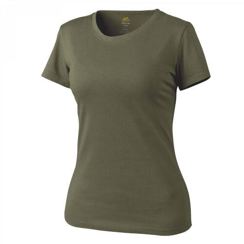 Helikon-Tex WOMEN'S T-Shirt - Cotton olive green