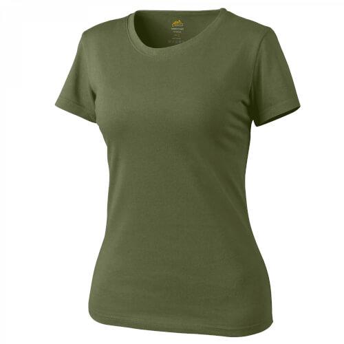 Helikon-Tex WOMEN'S T-Shirt - Cotton U.S. Green