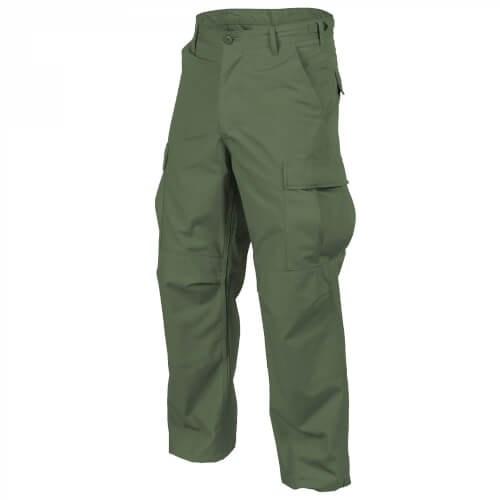 Helikon-Tex BDU Pants - Cotton Ripstop olive green
