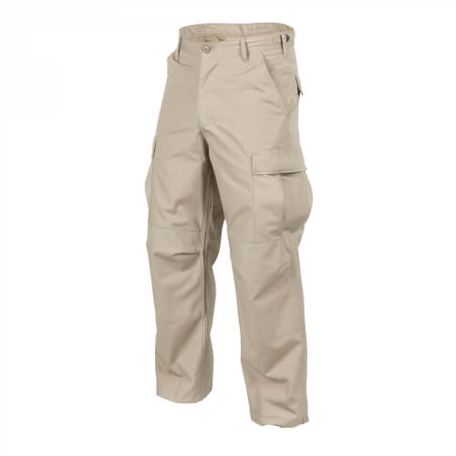 Helikon-Tex BDU Pants - Cotton Ripstop khaki