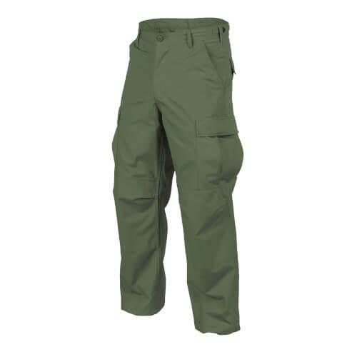 Helikon-Tex BDU Pants - PolyCotton Ripstop olive green