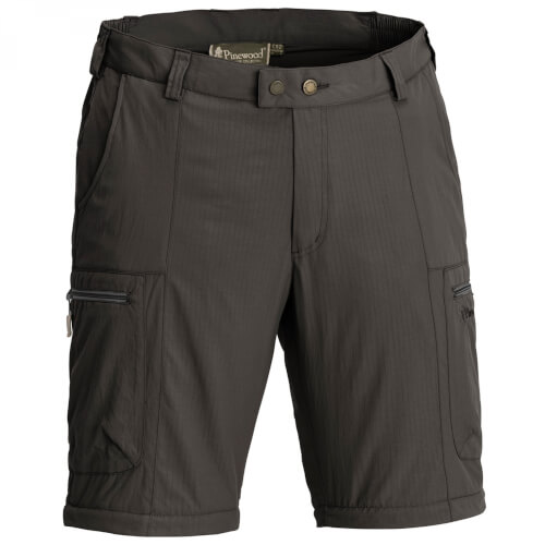 Pinewood Namibia Shorts Anthrazit
