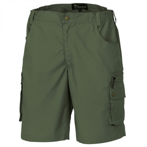Pinewood Wildmark Shorts mid green