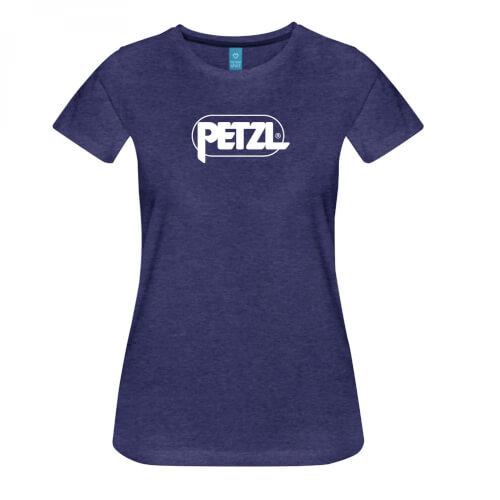 Petzl Eve T-Shirt lila meliert