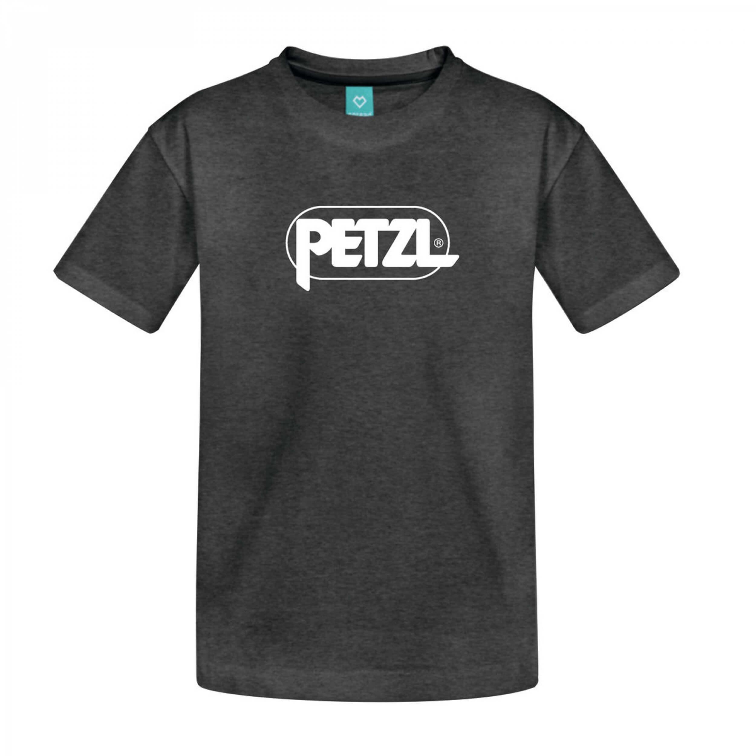 Petzl Adam T-Shirt Grau
