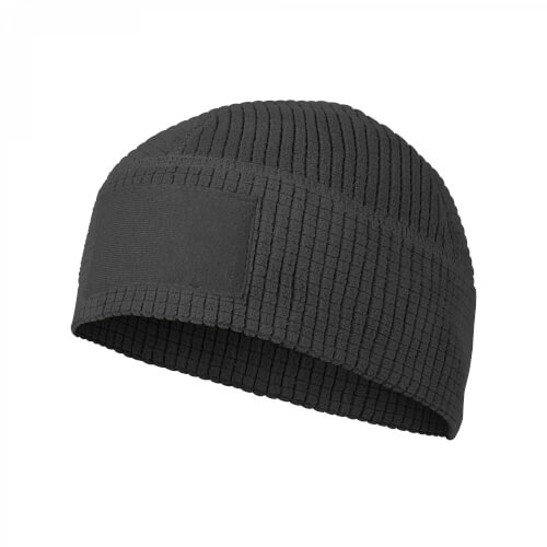 Helikon-Tex Range Beanie Cap - Grid Fleece black