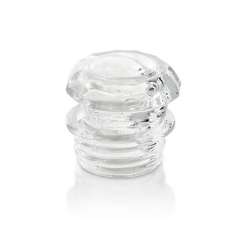 Petromax Glasknauf für Edelstahlperkolator Perkomax LE14 und LE28