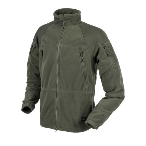 Helikon-Tex Stratus Jacket - Heavy Fleece olive green