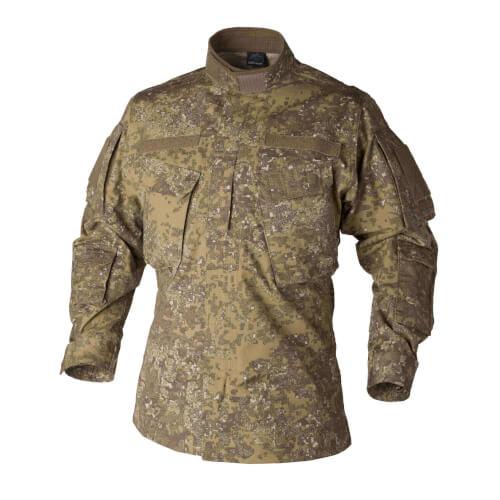 Helikon-Tex CPU Shirt - NyCo Ripstop - PenCott Badlands