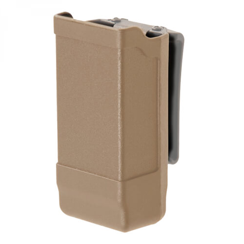 Blackhawk Single Mag Case Double Stack Coyote Tan